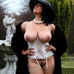Just free great galleries featuring hot big tits grannies in vintage lingerie