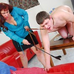 Homemade Mature Domination
