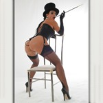 Free pictures  & videos of mistresses wearing seamed stockings, silky slips, nylon panties, sheer