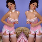 Pin-Up stars in HD videos and images