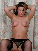 Naughty Patsy is one hot mom who is feeling a bit frisky - Granny Girdles