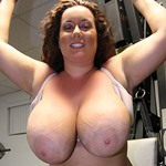 Busty BBW nurse treating her patients hard cock. All big tits fantasies